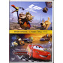 Dvd Carros / Up (altas Aventuras)-2 Dvd Estado De Novo