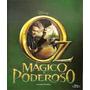 Blu-ray Oz - Mágico E Poderoso Original Lacrado