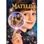 Matilda - Mara Wilson Denny Devito - Dvd Original Novo
