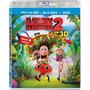 Blu-ray - Tá Chovendo Hambúrguer - Coleção Completa 3d E 2d