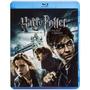 Harry Potter E As Relíquias Da Morte Parte 1 - Blu-ray