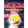 Dvd Metrópolis De Osamu Tezuka - Duplo