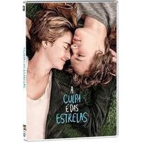 Dvd Original: A Culpa E Das Estrelas - Filme Novo E Lacrado