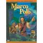 Dvd - Marco Polo Série Herois Da Humanidade Semi Novo