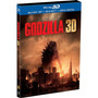 Blu-ray 3d + Bluray: Godzilla - Duplo Nacional Novo Original