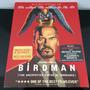 Blu-ray - Birdman - Com Luva + Case Vermelho ( Lacrado )