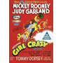 Louco Por Saias - Dvd Lacrado - Mickey Rooney - Judy Garland