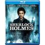 Blu-ray Original: Sherlock Holmes - Lacrado Br