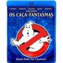 Blu-ray Os Caça Fantasmas Produto Semi Novo