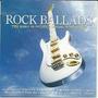 Cd Rock Ballads 2 Cds Rem, Inxs, A-ha, Mr Big, Toto, Americ
