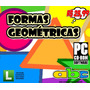 Cd Infantil Educativo Interativo - Formas Geométricas