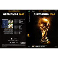 Dvd Lacrado Coleçao Copa Do Mundo Fifa Alemanha 2006