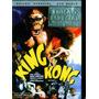 King Kong 1933 Dvd Duplo - Dublado - Original - Lacrado