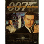 Dvd - 007 - Com 007 Só Vive Duas Vezes - Dvd Duplo Com Luva