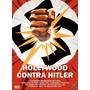 Dvd Hollywood Contra Hitler 3 Dvds Novo Orig Lacrado Guerra