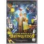 Dvd A Loja Mágica Dos Brinquedos
