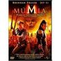 Dvd A Múmia Tumba Do Imperador Dragão Brendan Fraser Jet Li