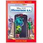 Dvd Monstros S.a. - Disney Pixar