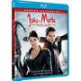Blu-ray Original: João E Maria Caçadores De Bruxas - Lacrado