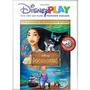 Dvd Disney Play - Pocahontas (original)