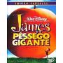 Dvd James E O Pêssego Gigante (raríssimo - Frete Grátis)