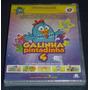 Galinha Pintadinha 4 Dvd + Cd Novo E Lacrado