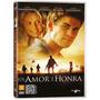 Filme Por Amor E Honra - Dvd Original, Novo, Lacrado