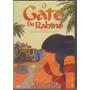 Dvd O Gato Do Rabino C/ Dublagem Original Lacrado Imovision