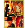 Dvd Box Indiana Jones A Coleção Completa 4 Dvds Em Ed Especi
