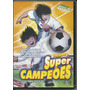 Dvd Super Campeoes 1 - Captain Tsubasa Road To 2002