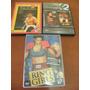 Pacotão Kung Fu E Mma - 3 Dvds! Bruce Lee, Jackie Chan