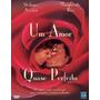 Dvd Um Amor Quase Perfeito (raríssimo)