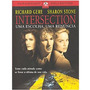 Dvd Intersection Sharon Stone Richard Gere Oferta Natal*