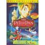 Peter Pan Edição Platinum Dvd Duplo Com Luvas Lacrado