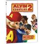 Dvd Lacrado Alvin E Os Esquilos 2