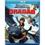 Blu-ray Original: Como Treinar O Seu Dragão - Lacrado
