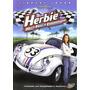 Dvd Herbie Meu-fusca Turbinado