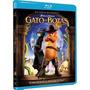 Blu-ray Original: Gato De Botas - Lacrado