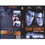 Dvd Filme Con Games Justiça Cega D/l 9679