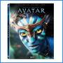 Blu-ray 3d +2d + Dvd Avatar Original Lacrado Dublado C/ Luva