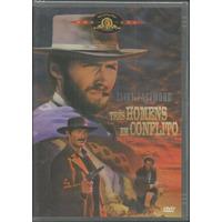 Dvd Tres Homens Em Conflito - Gibiteria Bonellihq