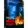 Ameaça Subterrânea - C/ Steven Seagal - Dvd Original E Novo