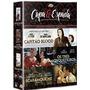 Coleçao Capa E Espada 3 Dvds Capitão Blood 3 Mosqueteiros