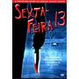 Sexta- Feira 13 - Jason - Terror - Dvd Novo Lacrado Original