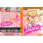 Coleção Exclusiva Barbie Com 6 Dvds Dublados Volume 3