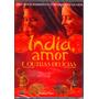 Dvd India, Amor E Outras Delícias Original Lacrado Gay Gls