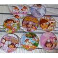 10 Dvds Escolha O Título Discovery Kids Disney Junior Nick
