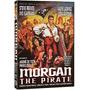 Dvd Morgan O Rei Dos Piratas Novo Orig Aventura Dublado