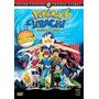 Dvd Original Do Filme Pokémon 6: Jirachi: Realizador De Dese