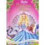Dvd Barbie Em A Princesa Da Ilha E Diario Da Barbie Etc..